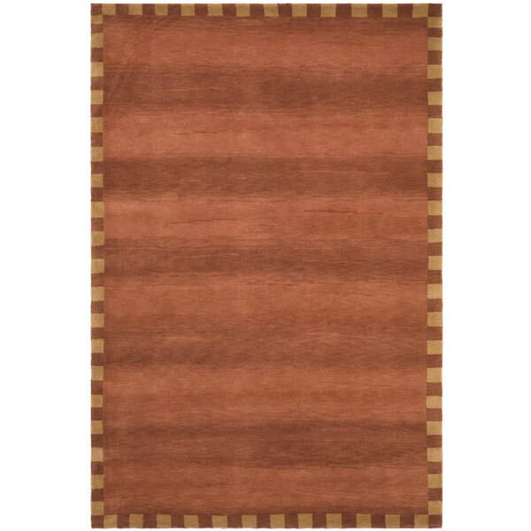 Rust Rug by dCOR design