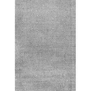 modern gray & silver area rugs | allmodern