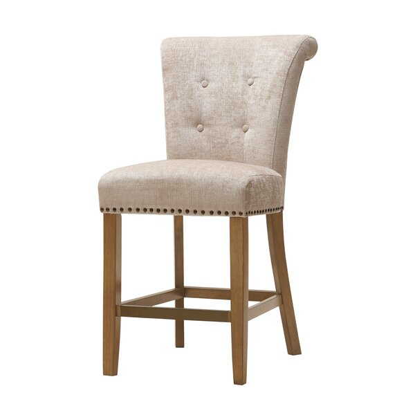 Olivier 24.5 Bar Stool by Darby Home Co