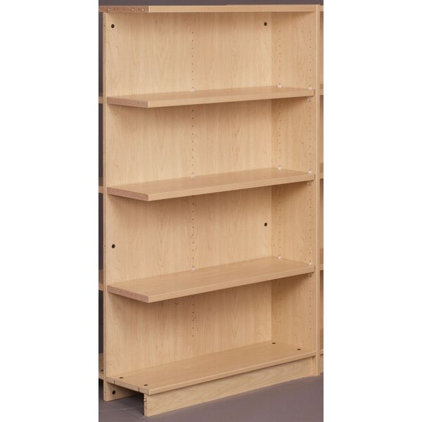 Mccafferty Adder Single Face Standard Bookcase by Darby Home Co