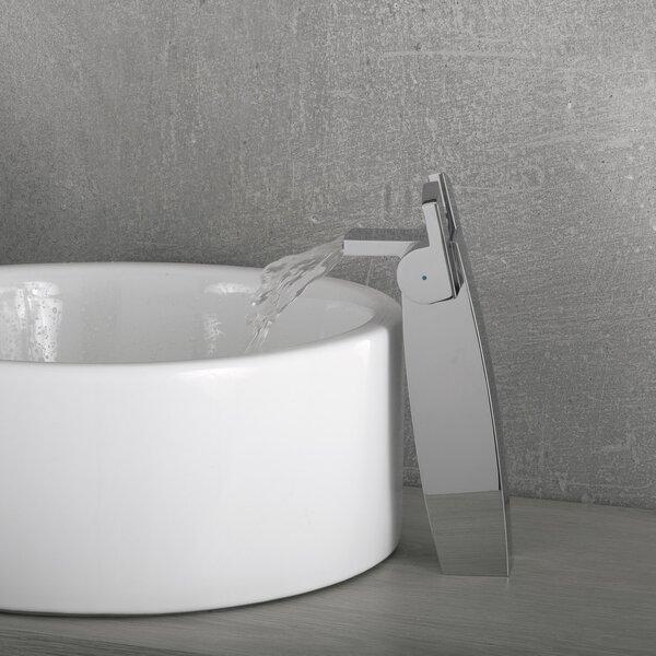 Single Handle Waterfall Vessel Sink Bathroom Faucet By DAX