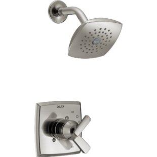 Read Reviews Ashlyn Monitor® Pressure Balance Shower Faucet Trim ByDelta