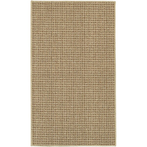 Steuben Brown Area Rug by Charlton Home