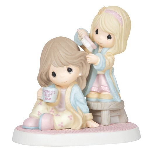 """I Cherish Our Time Together"" Figurine by Precious Moments"