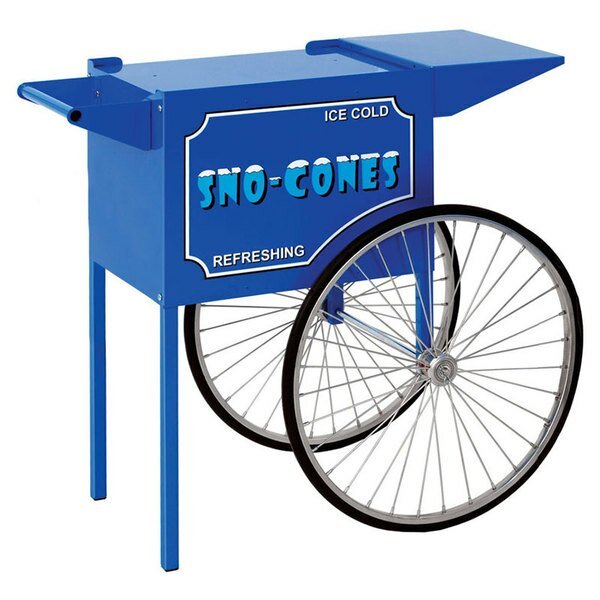 Sno Cone Cart for 1911 Sno-Storm by Paragon International
