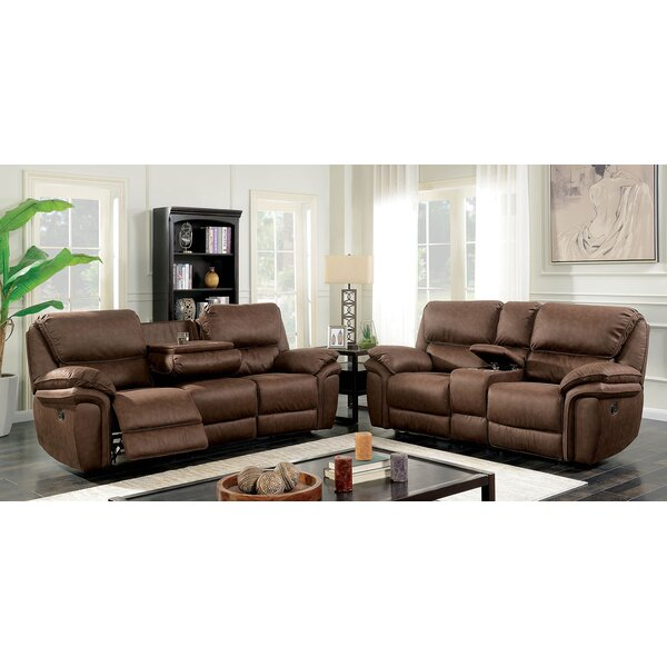 Hellman Transitional Manual Wall Hugger Configurable Living Room Set by Red Barrel Studio