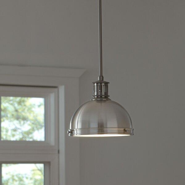 Orleans 1-Light Dome Pendant by Birch Lane™
