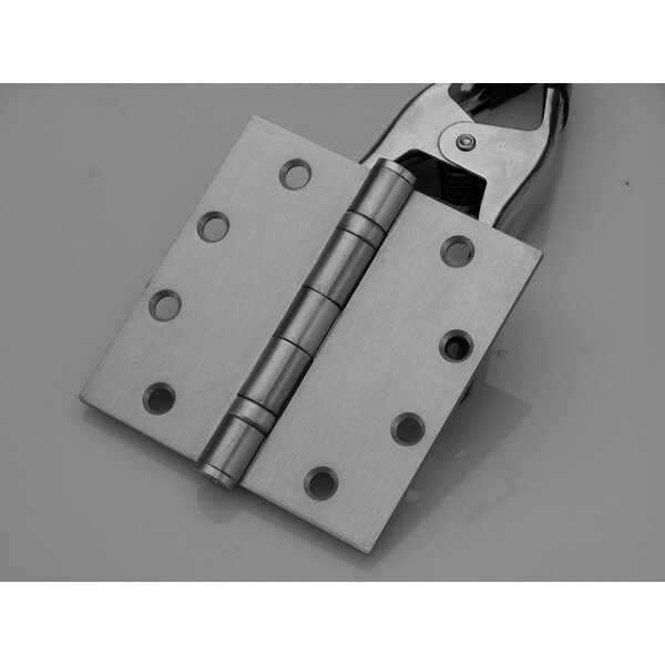 Butt/Ball Bearing Single Door Hinge (Set of 3) by DON-JO MFG INC.