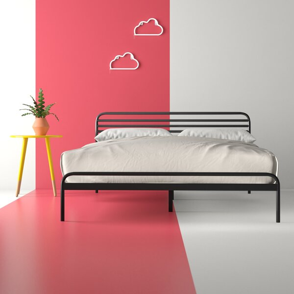 Alberton Platform Bed By Hashtag Home by Hashtag Home Wonderful