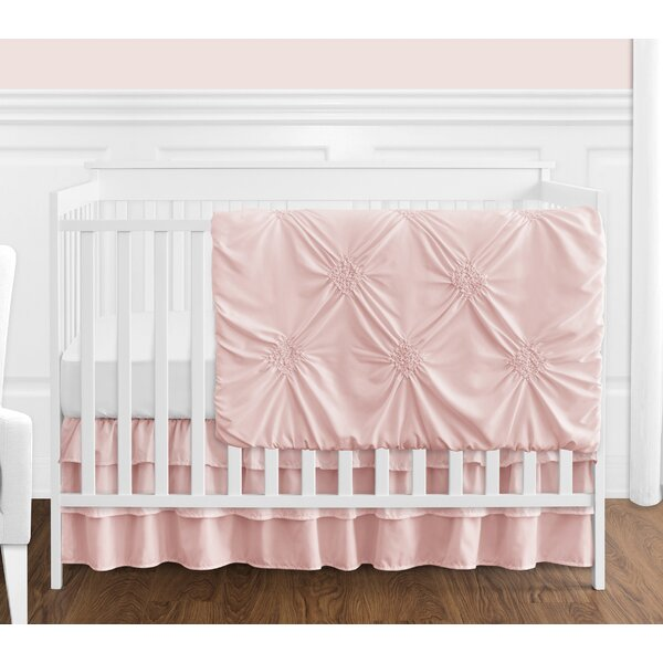 Harper 4 Piece Crib Bedding Set by Sweet Jojo Desi