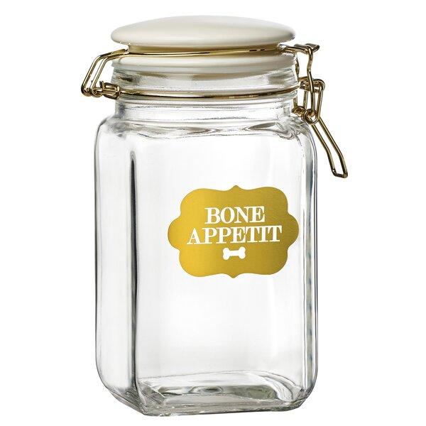 Sunrise 1.68 qt. Pet Treat Jar by Global Amici