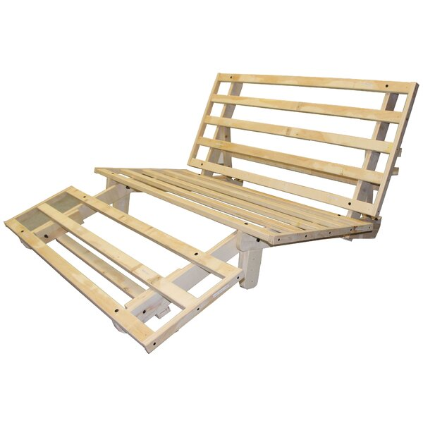 Badgery Futon Frame by Ebern Designs