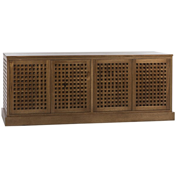 Genti 4 Door Sideboard By Noir