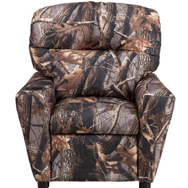 Kimsey Camouflaged Kids Polyester Chair by Zoomie Kids