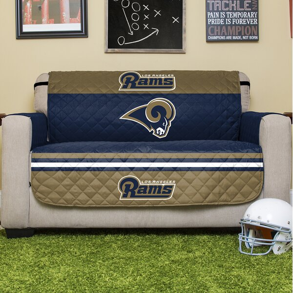 NFL Loveseat Slipcover by Pegasus Sports