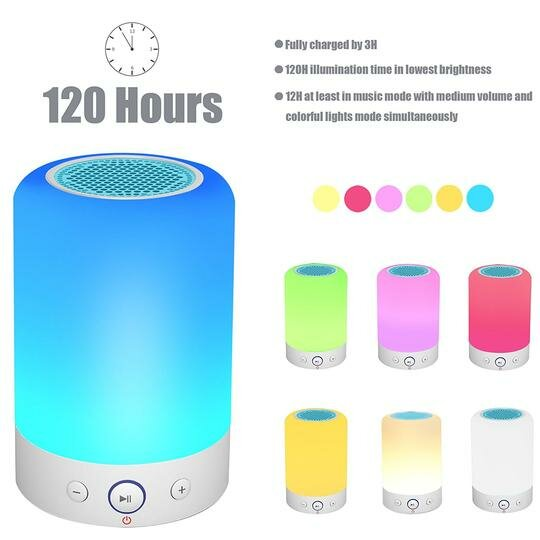 Bluetooth Speakers Wireless Stereo Subwoofer Smart