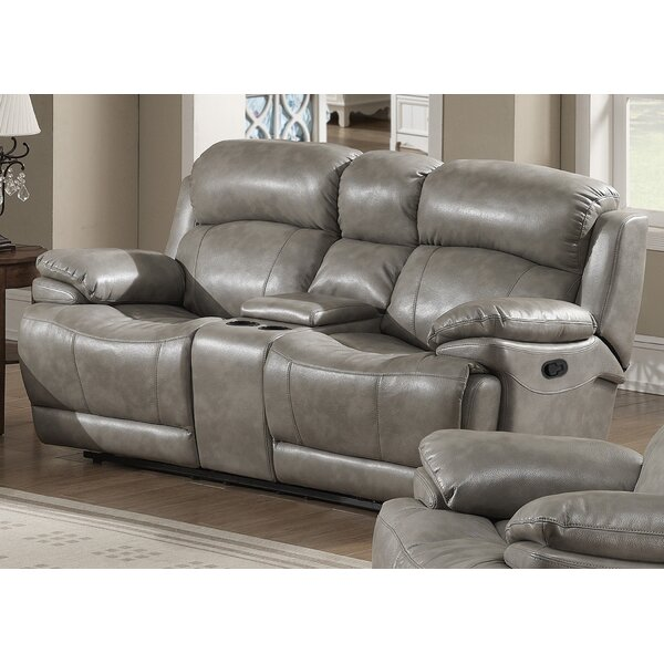 Buy Online Discount Kunkel Reclining Loveseat by Red Barrel Studio by Red Barrel Studio