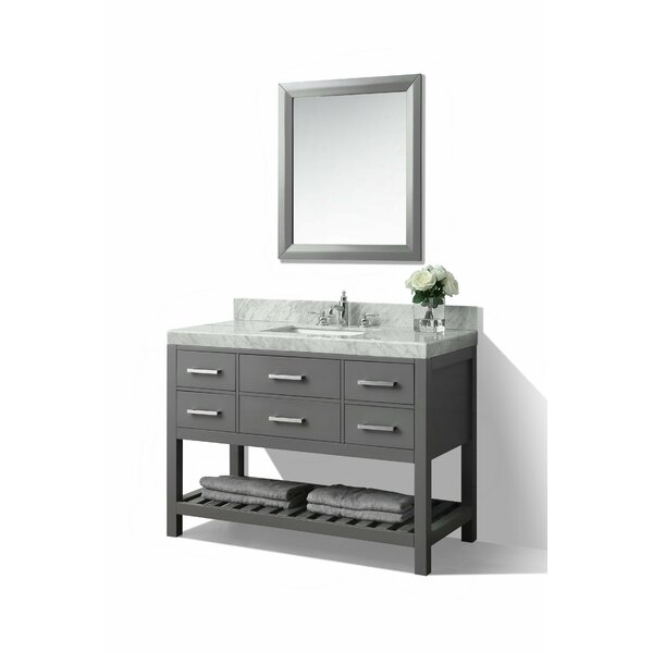 Jauss 48 Single Bath Vanity Set by Mercer41