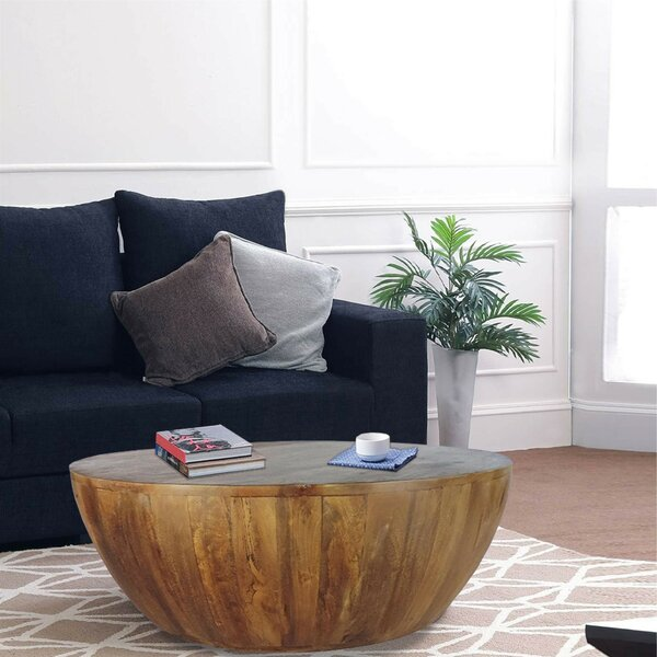 Beliveau Coffee Table by Union Rustic