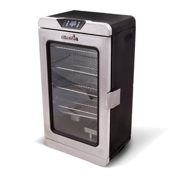 Deluxe Xl Digital Electric Smoker By Char Broil.