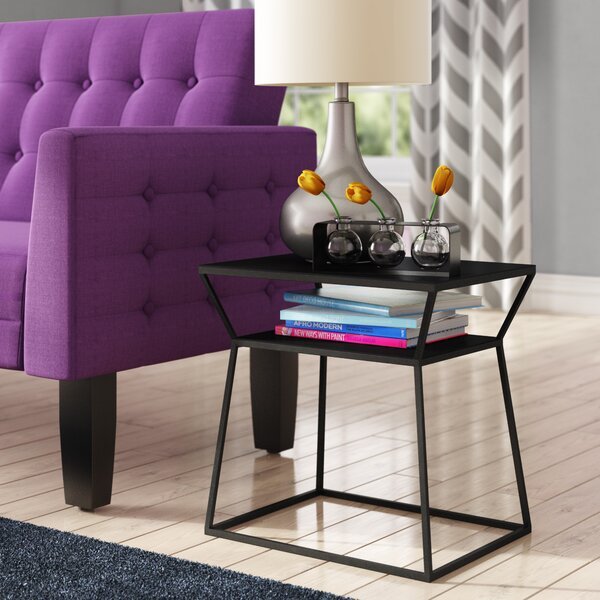 Reinhold End Table by Brayden Studio