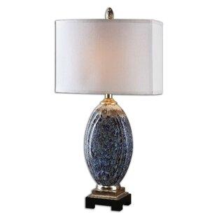 Compare prices Peckforton 31 Table Lamp By Astoria Grand