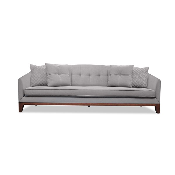 Roy 84-inch Round Arm Sofa by South Cone Home South Cone Home