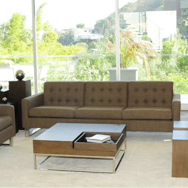 Sloan Modern Sofa by Orren Ellis