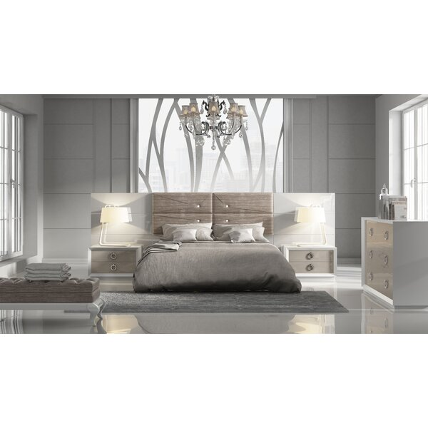 Longville Standard 3 Piece Bedroom Set by Mercer41