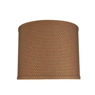 Savings 12 Fabric Drum Lamp Shade By Aspen Creative Corporation