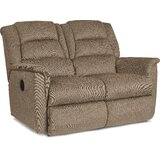Murray Reclining 58.5 Pillow Top Arm Loveseat by La-Z-Boy