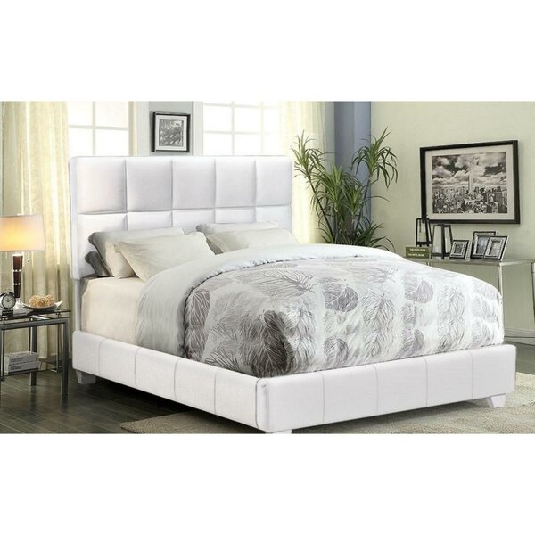 Beaverton Queen Upholstered Platform Bed by Ivy Bronx