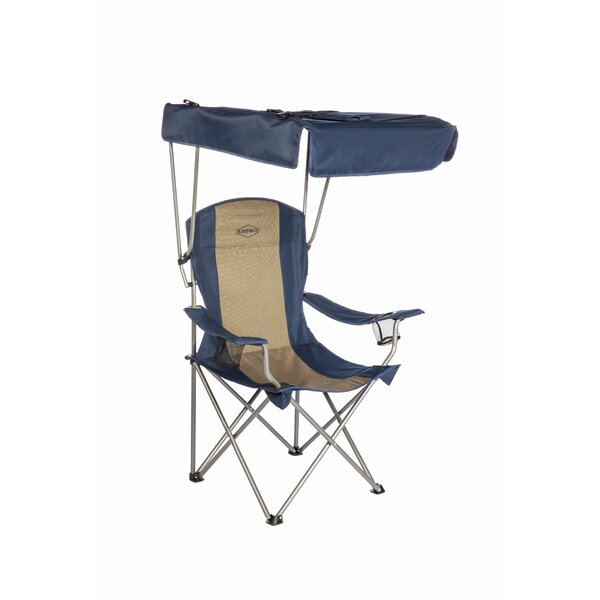Folding Beach Chair by Kamp-Rite Kamp-Rite