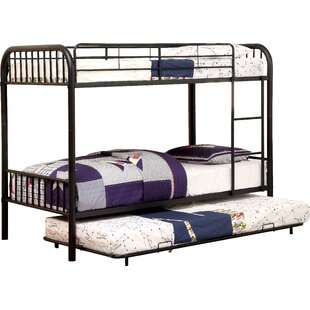 Metal Trundle Bunk Loft Beds You Ll Love Wayfair