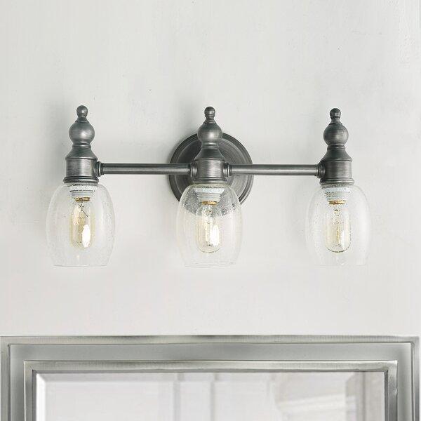 Prochaska 3-Light Vanity Light by Charlton Home