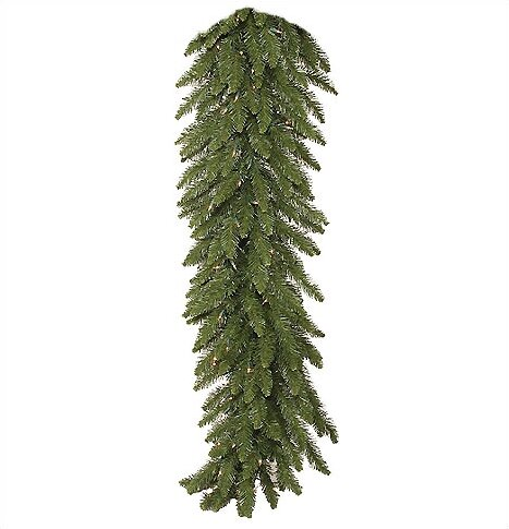 Douglas Fir Unlit Garland by The Holiday Aisle