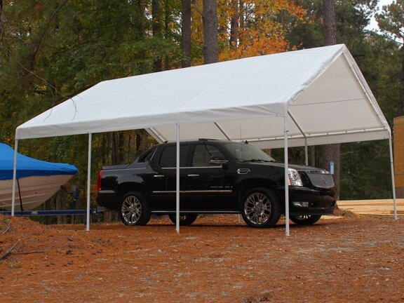 Hercules 18 Ft. X 20 Ft. Canopy By King Canopy.