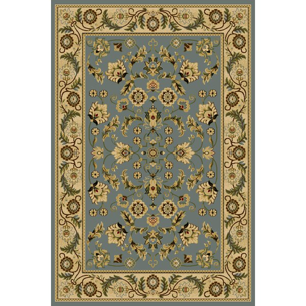 Carmalla  Blue Area Rug by Wildon Home ®