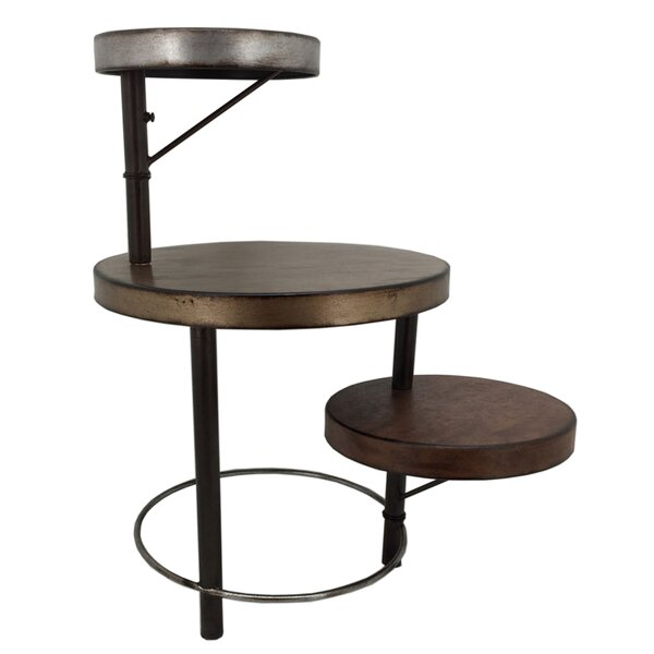 3 Tier End Table by Sagebrook Home