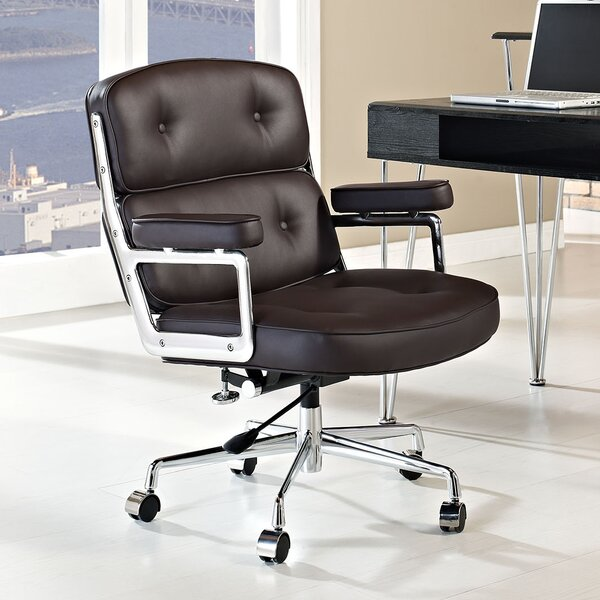 Remix Mid-Back Desk Chair by Modway