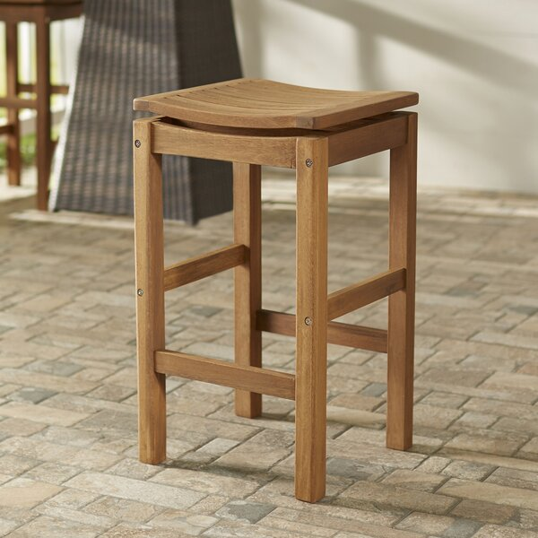 Willene 29 Patio Bar Stool (Set of 2) by Beachcrest Home| @ $269.00