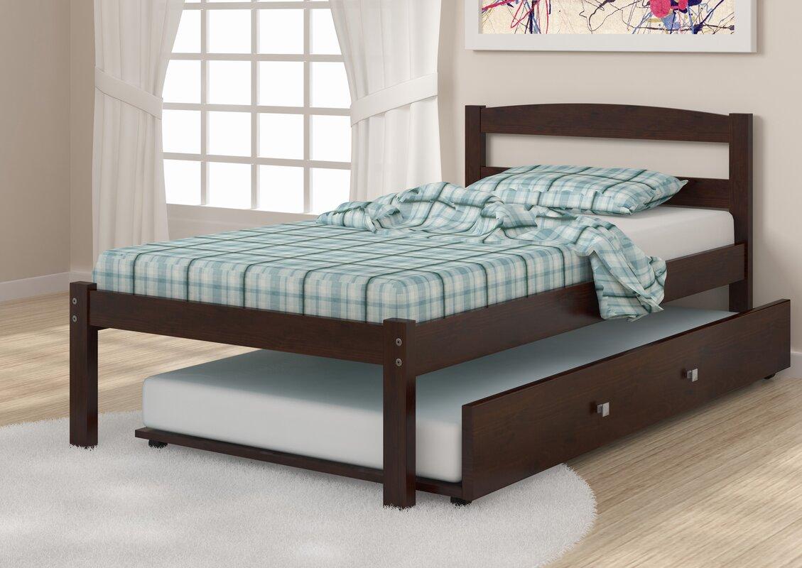 donco kids econo fulldouble platform bed  reviews  wayfair - defaultname