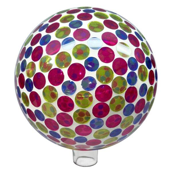 Mosaic Bubble Glass Gazing Globe by Very Cool Stuff