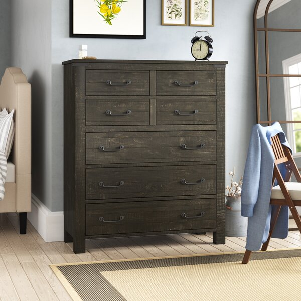Emerado 5 Drawer Chest by Birch Lane Heritage Birch Lane™ Heritage
