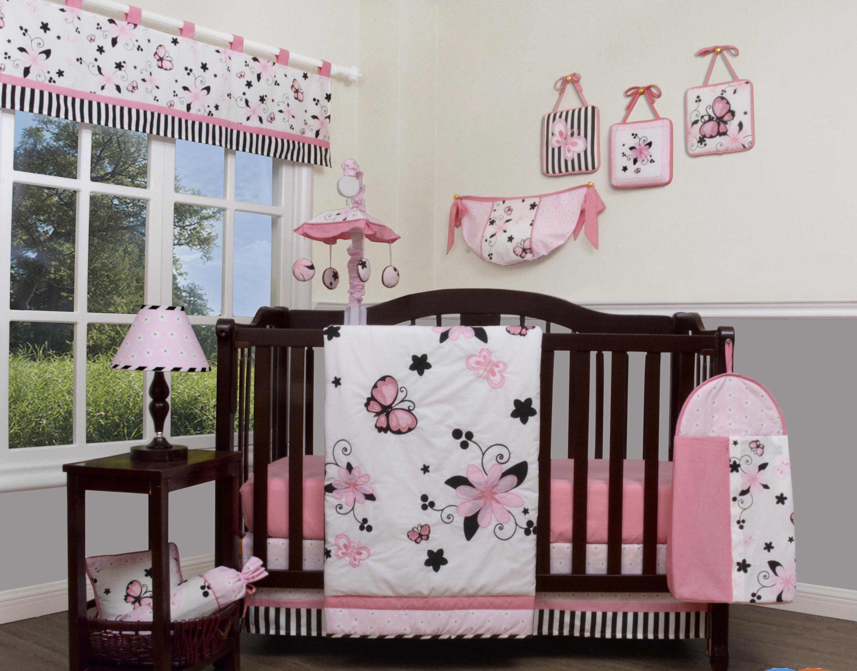 """Butterflies Dream Big Little Princess Kids Nursery Baby Room SIGN 10/"""" X 5/"""""""