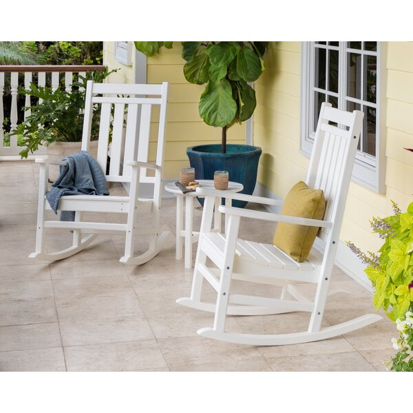 Plantation Porch Rocking Chair by POLYWOOD®