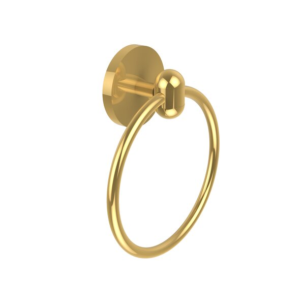Tango Wall Mounted Towel Ring by Allied Brass