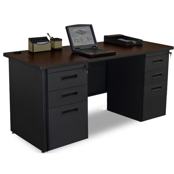 Crivello Executive Desk by Red Barrel Studio