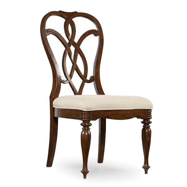 Leesburg Queen Anne Back Side Chair (Set Of 2) By Hooker Furniture