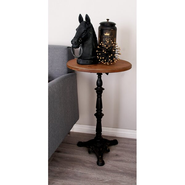 Cortes End Table by Breakwater Bay